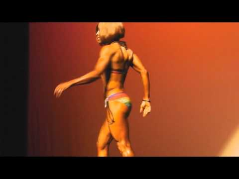 64 year old GREAT GRANDMOTHER Competes in Bikini Contest. Ruby from Cali. FitScience Championships