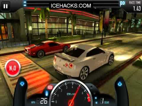 CSR Racing Hacks Download(How To Hack CSR Racing Ipad, Iphone, Ipod