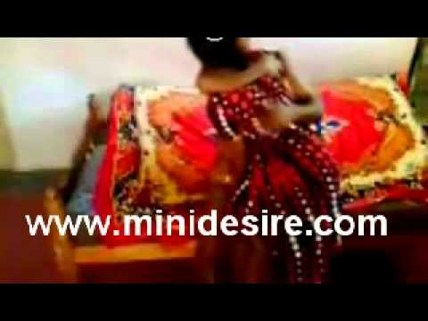 Sexy Desi Cute Telugu Aunty Bedroom Remance @ www.minidesire.com | PopScreen