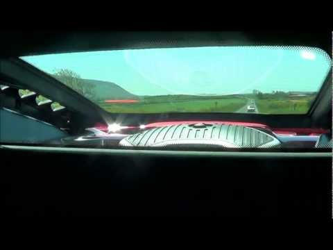 Mclaren 12C air brake | PopScreen