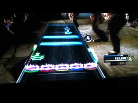 GH:WOR Metallica Import Master Of Puppets Expert Bass FC first place Wii | PopScreen