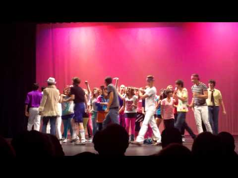 80's Dance Party - Coronado High School Madrigals