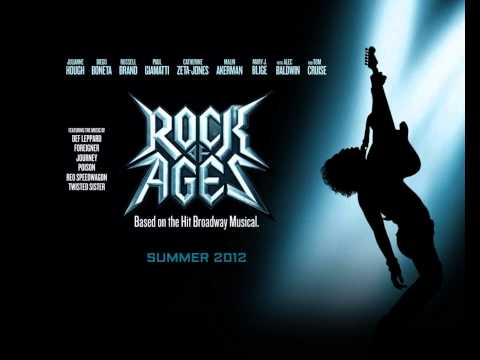 Waiting for a girl like you rock of ages movie lyrics