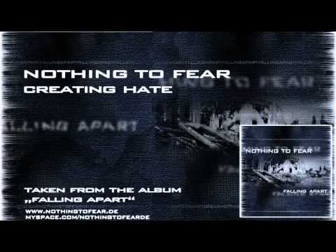 Nothing To Fear - Creating Hate | PopScreen