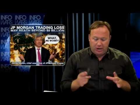 JP Morgan's 9 Billion Trading Loss | PopScreen