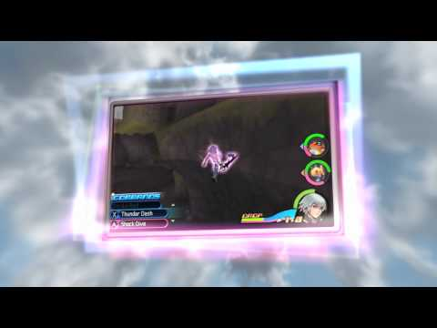 Kingdom Hearts 3D: Dream Drop Distance (3DS) Launch Trailer | PopScreen