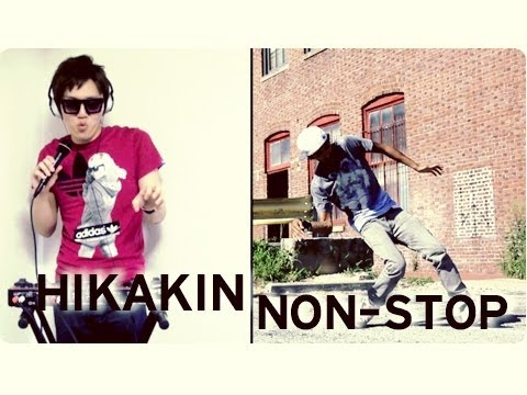 Hikakin and Nonstop - Beatbox and Dance Collaboration - myISH | PopScreen