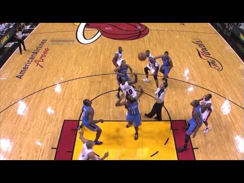 Russell Westbrook Blows Game 4 of 2012 NBA Finals | PopScreen