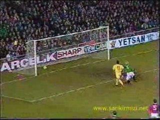 Arif Erdem Goal vs Manchester United | PopScreen