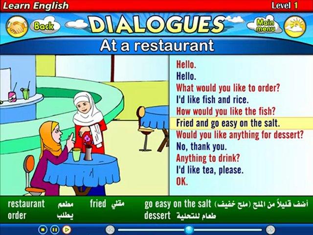 تعليم اللغة الانجليزية - محادثة - Learn English | PopScreen