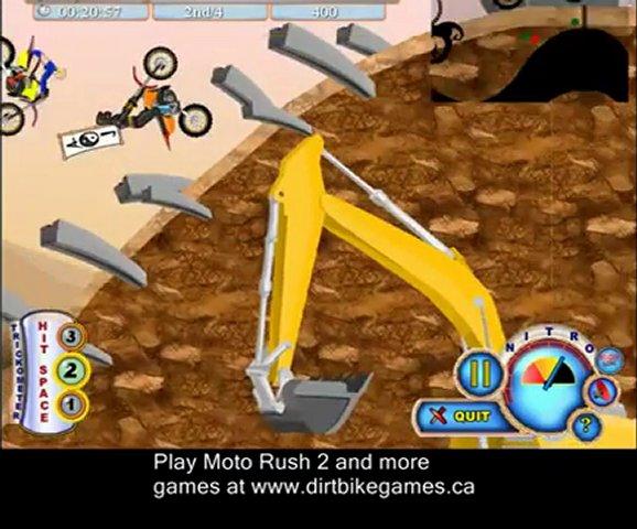 Truck Car And Dirt Bike Games