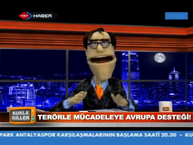 Kuklagiller TRT Haber [04.01.2012] | PopScreen