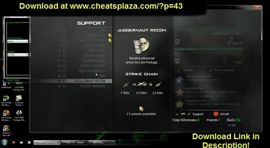 COD MW3 Prestige Hack 2012 (PS3, PC and XBOX360) Free Download | PopScreen