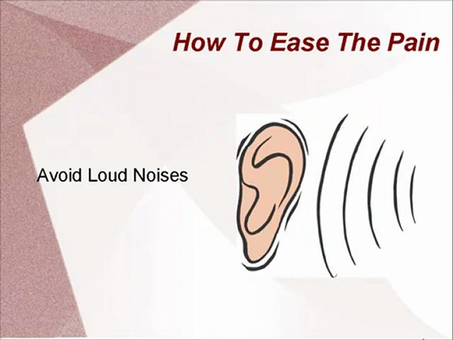 Ease ear ringing lyrics