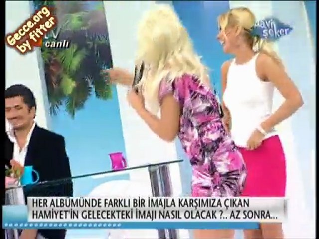 Ece Erken - Mini Etek - Bacak Show - Hamiyet Salla beni | PopScreen