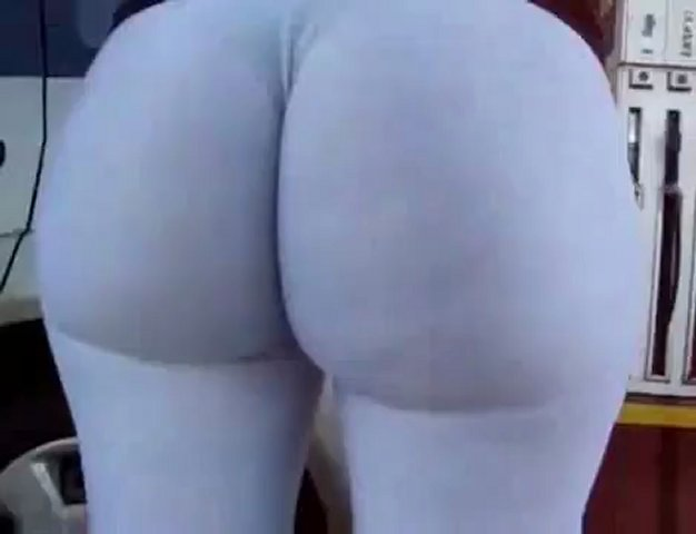 Big Brazilian Booty in Spandex | PopScreen