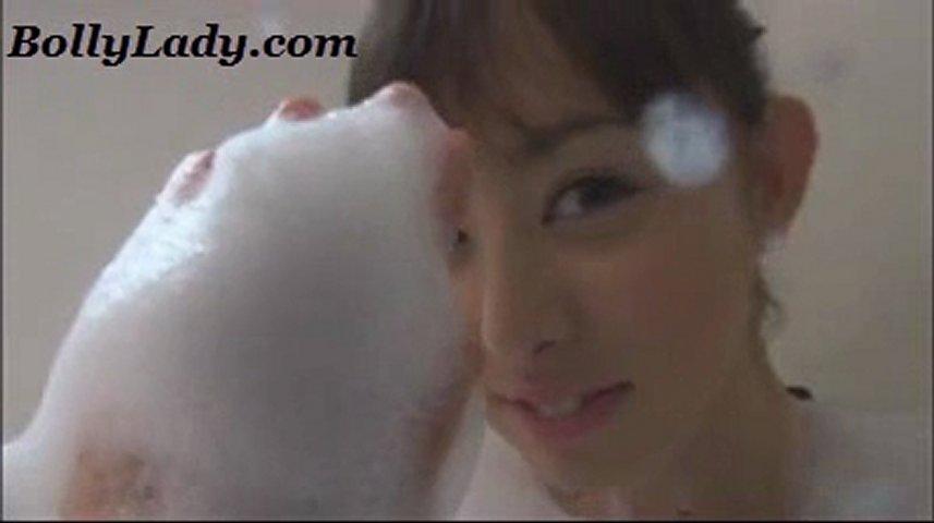 Akiyama Rina Hot Japanese Nude Model www.BollyLady.com | PopScreen