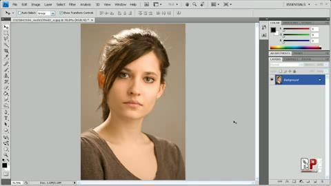 how to create a video in photoshop