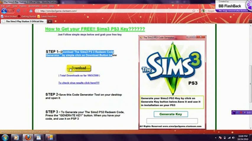 the sims 3 registration key