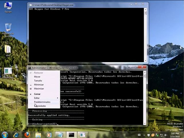 YouTube - Como activar Office 2010 Professional plus NO