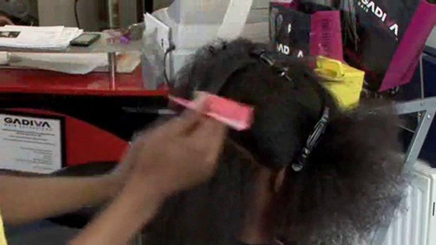 How To Straighten Black Hair Popscreen