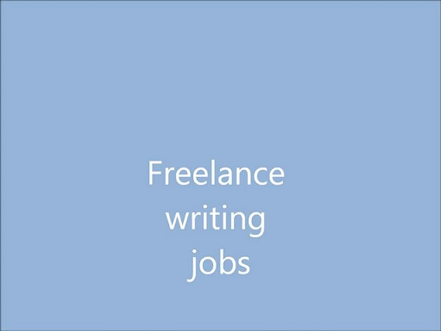 Choose From Thousands of Available High-Paying Writing Jobs!