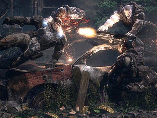 Файлы Gears of War - патч, демо, demo, моды, дополнение. руководство по экс