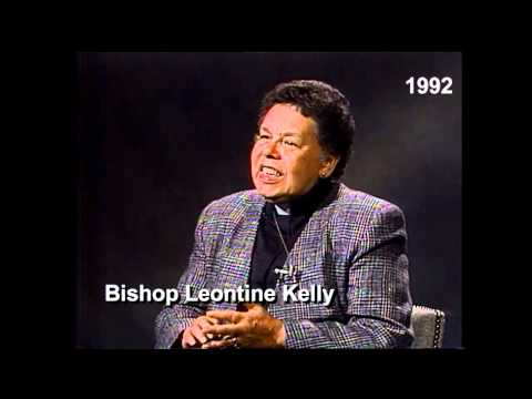 Bishop Leontine Kelly: Faith | PopScreen