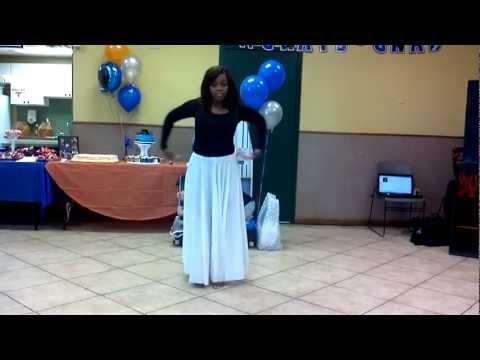 Marvin Sapp-My Testimony praise dance for tiffany trunk party | PopScreen