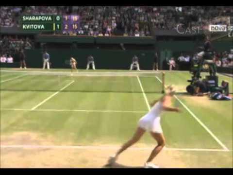 Radwanska vs Rybarikova - Full Hightlights - Round 1 Wimbledon 2012 | PopScreen