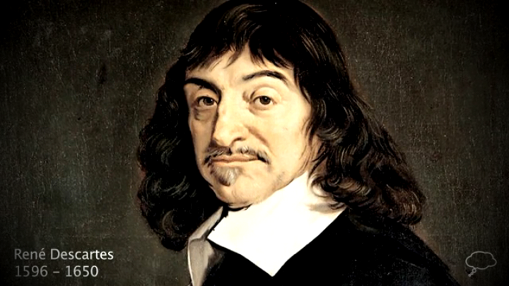"""the life and work of descartes a french philosopher René descartes: the mind-body distinction descartes explains what he means by a """"clear and distinct idea"""" in his work principles of philosophy at part i."""