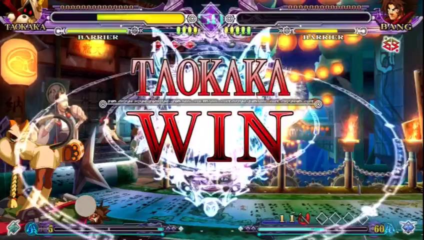 Let's Play BlazBlue: Taokaka Stylish