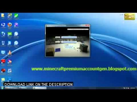 GENUINE MineCraft Gift Code Generator Minecraft premium account free -2012 | PopScreen