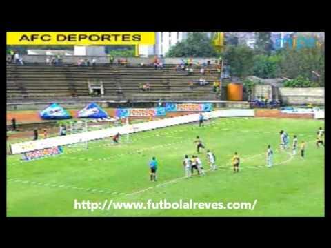 Itagüí 1-1 La Equidad (Múnera Eastman) - Cuadrangulares Liga Postobón 2012-I | PopScreen