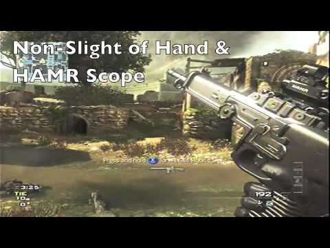 Hybrid Sight Mw3 Hybrid Sight/hamr Scope Swap