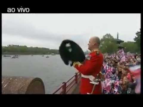 Rainha Elizabeth II completa 60 anos de reinado - Diamond Jubilee marks Queen Elizabeth II | PopScreen