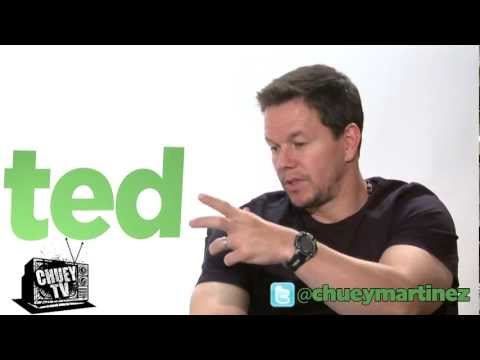 TED - Exclusive Interviews with Mark Wahlberg,Mila Kunis & Seth MacFarlane | PopScreen