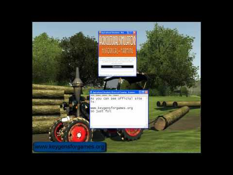 Agricultural simulator historical farming 2012 кряк- Agricultural Simulator Historic