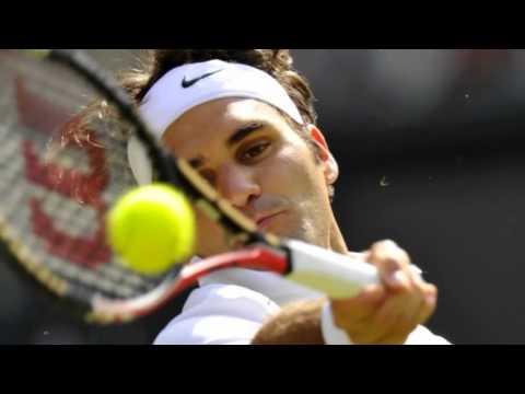 Wimbledon 2012: Federer comeback denies Benneteau | PopScreen