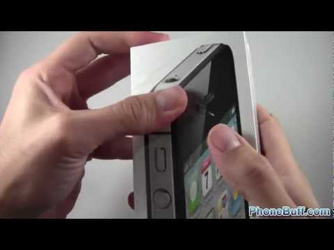 Unlocked iPhone 4S Unboxing | PopScreen