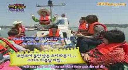[360Kpop Vietsub] Family Outing Ep 48 - Clip 1/5 | PopScreen