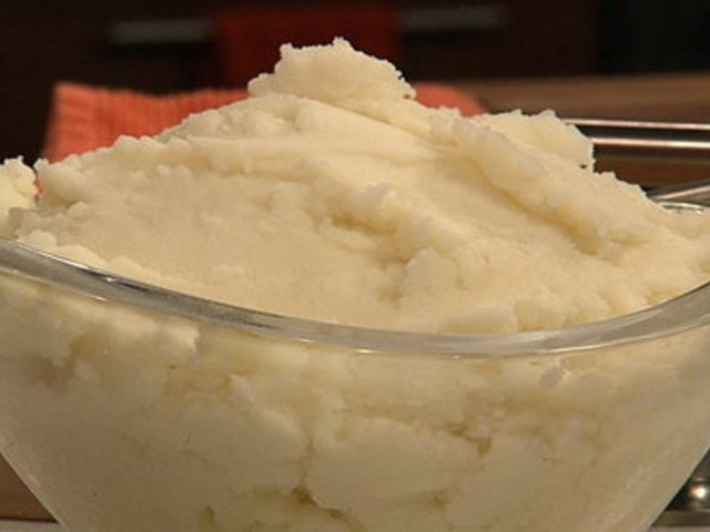The Chew _ Buttermilk Mashed Potatoes | PopScreen