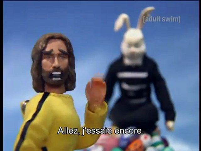 [adult swim] : Robot Chicken - Kill Bunny | PopScreen