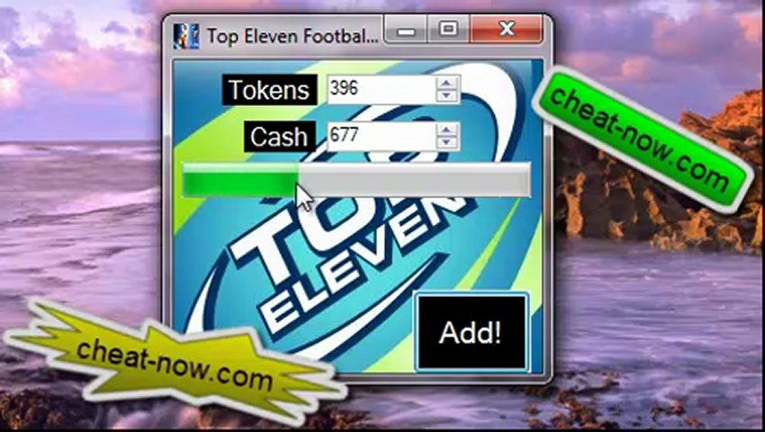 Top Eleven Football Manager Facebook Cheat/Hack/Adder v3.5 | PopScreen