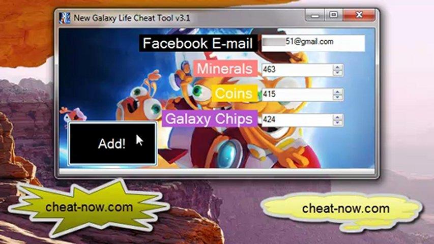 Galaxy Life Cheat Tool V31 Facebook | Autos Weblog