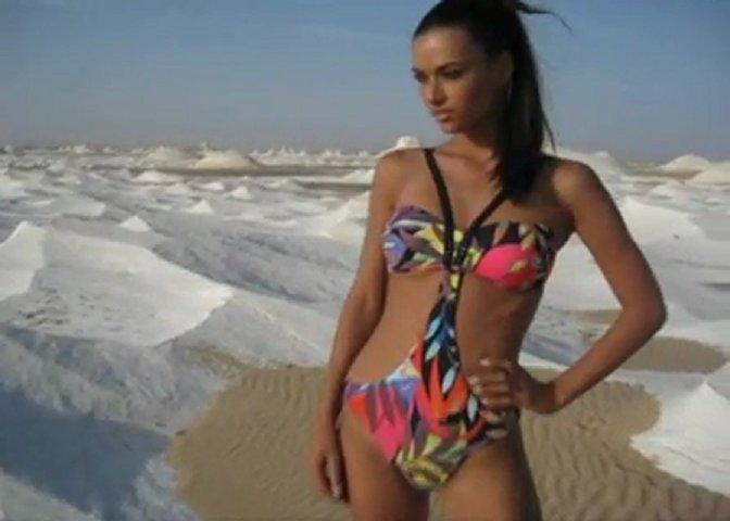 Sandra Marinovič Photoshooting (Playboy) | PopScreen