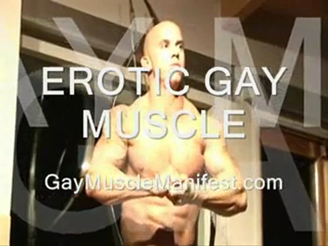 Gay Muscle Man Videos Vin Marco | PopScreen