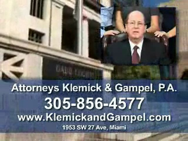 Attorney For Car Insurance Claims Miami Fl