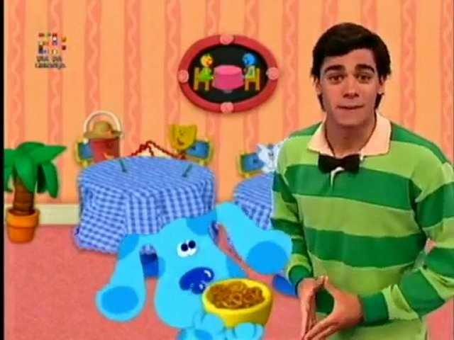 Blue S Clues Nature Kinostok