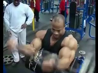PHIL HEATH IFBB BODYBUILDER TRAINING MUSIC VIDEO | PopScreen
